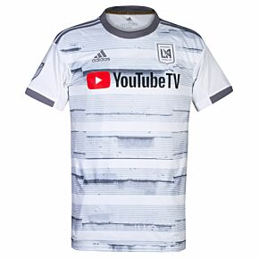 Los Angeles FC Away Jersey 2019 2020