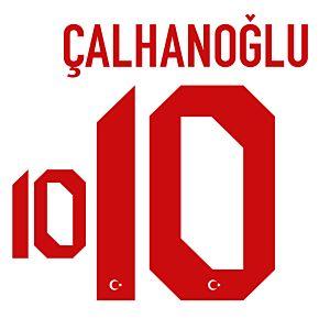 Çalhanoğlu 10 (Official Printing) - 20-21 Turkey Home