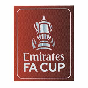 2021 Emirates FA Cup Patch (Single)