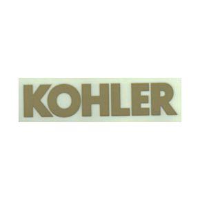 Kohler KIDS Sleeve Sponsor Mancheseter United 3rd 2018 / 2019 (97mm x 21mm)