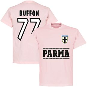 Parma Buffon 77 Team T-Shirt - Pink