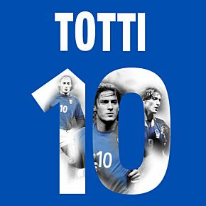 Totti 10 (Gallery Style)