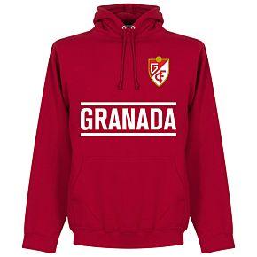 Granada Team Hoodie - Red