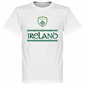 Ireland Team Tee - White