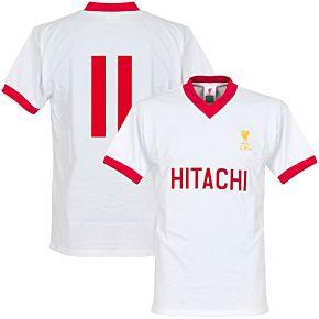 1978 Liverpool Away Retro Shirt + No. 11