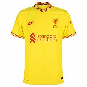 21-22 Liverpool Dri-Fit ADV Match 3rd Shirt