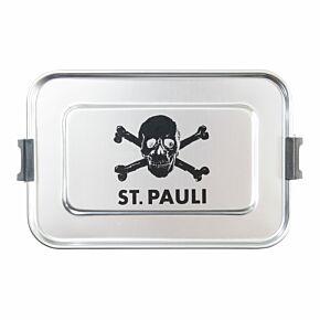 12-13 St Pauli Aluminium Lunch Box