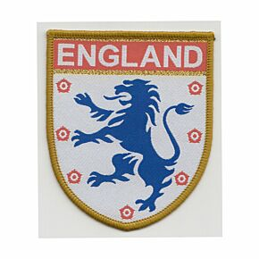 England Embroidery Patch