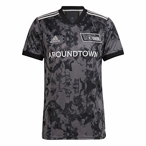 21-22 Union Berlin Away Shirt