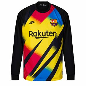 Nike Barcelona Champions League GK Shirt 2019-2020
