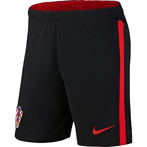 20-21 Croatia Away Shorts
