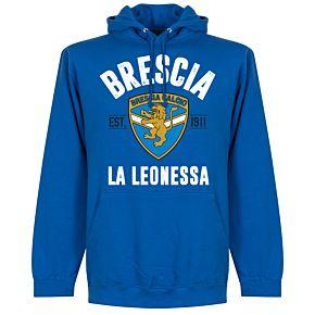 Brescia Established Hoodie - Royal