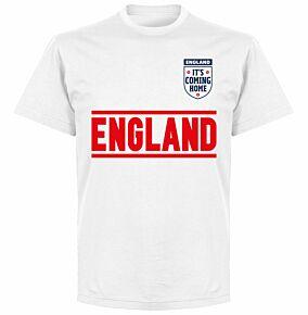 England Team KIDS T-shirt - White