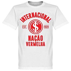 Internacional Established Tee - White