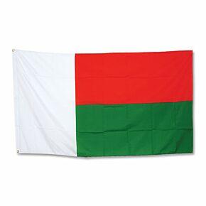 Madagascar Large Flag
