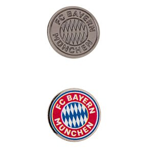 Bayern Munich 2 Pack Pin Badge Set