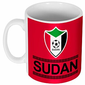 Sudan Team Mug