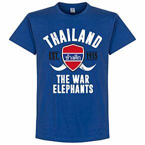Thailand Established Tee - Royal