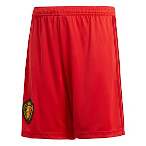 Belgium Home KIDS Shorts 2018 / 2019