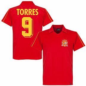 1980's Spain Retro Shirt + Torres 9