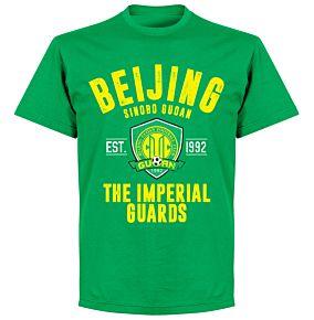 Beijing Sinobo Established T-shirt - Green