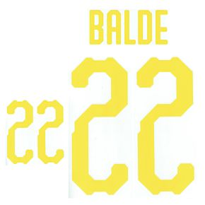Keita Balde 22