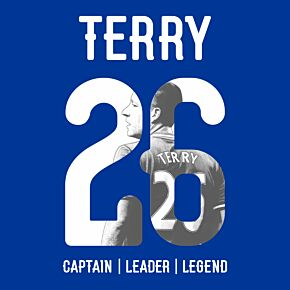 Terry 26 (Gallery Style)