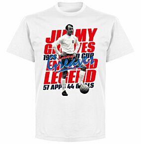 Greaves Legend T-shirt - White