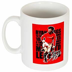 Giggs Legend Mug