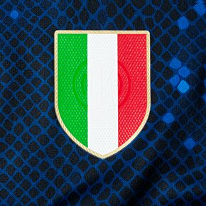 21-22 Scudetto Patch (20-21 Inter Milan Serie A Winners)