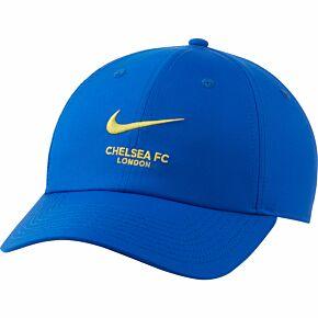 21-22 Chelsea H86 Cap - Royal