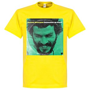 Pennarello LPFC Sócrates Tee - Yellow