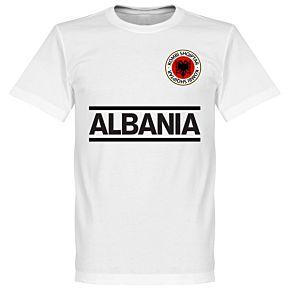 Albania Team Tee - White