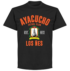 Ayacucho Established T-Shirt - Black