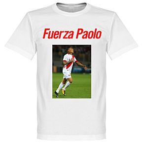 Fuerza Paolo Tee - White
