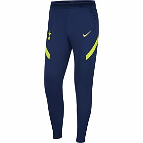 21-22 Tottenham Strike Track Pants - Navy