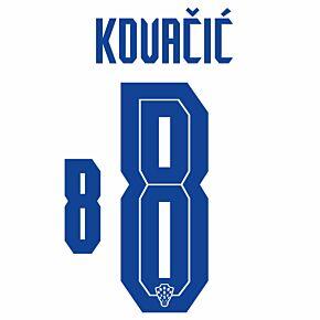 Kovačić 8 (Official Printing) - 20-21 Croatia Home