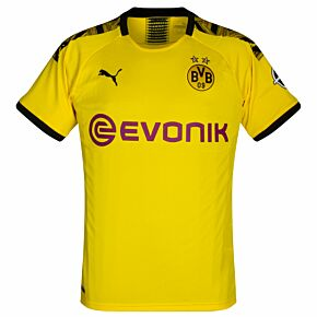 Puma Borussia Dortmund Home Jersey 2019-2020