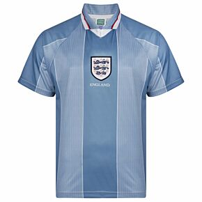 1996 England Euro 96 Away Retro Shirt