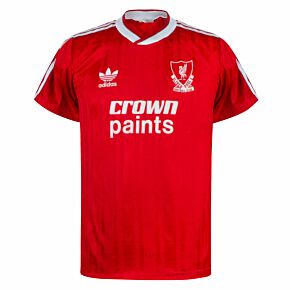adidas Liverpool FC 1987-1988 Home Shirt - USED Condition (Fair) - Size L *READY TO PUBLISH*