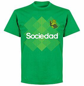 Sociedad Team T-shirt - Green
