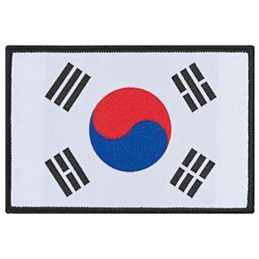 Korea Embroidery Patch 10cm x 7cm