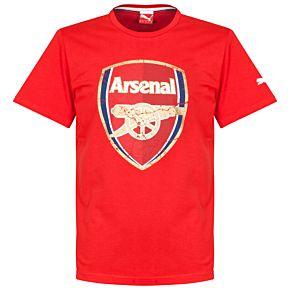Arsenal Fan Tee 2014 / 2015 - Red