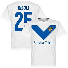 Brescia Bisoli 25 Team Tee - White