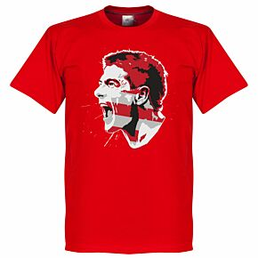 Backpost Gerrard Tee - Red