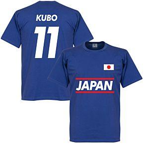 Japan Kubo 11 Team Tee - Royal