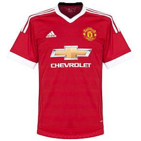 Manchester United Home Authentic Adizero Jersey 2015 / 2016