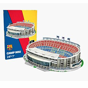 Barcelona Mini 'Camp Nou' 3D Stadium Puzzle