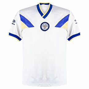Umbro Leeds United 1989-1990 Home Shirt - USED Condition (Great) - Size M