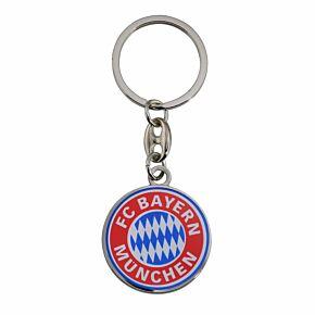 Bayern Munich Logo Keyring